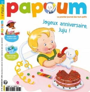 """Afficher """"Papoum n° 196 Papoum - septembre 2019"""""""