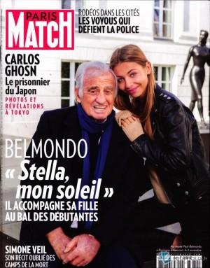 """Afficher """"Paris-Match n° 3680 Paris-Match - 14 novembre 2019 - 20 novembre 2019"""""""