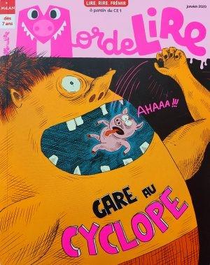 "Afficher ""MordeLire n° 2019<br /> Gare aux cyclope"""
