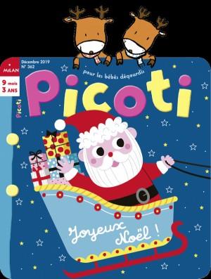 """Afficher """"Picoti n° 362 Picoti - décembre 2019"""""""