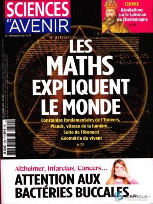 """Afficher """"Sciences et avenir n° 874 Sciences et avenir - décembre 2019"""""""