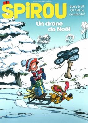 """Afficher """"Spirou n° 4263 Spirou - 25 décembre 2019 - 31 décembre 2019"""""""