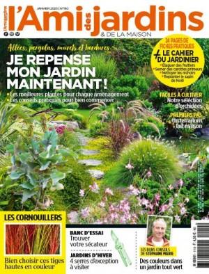 """Afficher """"L'ami des jardins et de la maison n° 2020<br /> Je repense mon jardin maintenant !"""""""