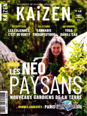 """Afficher """"KAIZEN n° 2020<br /> Les néo paysans"""""""
