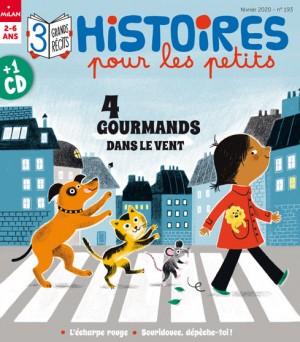 """Afficher """"Histoires pour les petits n° 193"""""""