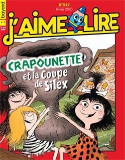 """Afficher """"J'aime lire n° 517 J'aime lire - février 2020"""""""