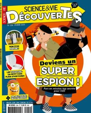 """Afficher """"Science et Vie Découvertes n° 254 Science et Vie Découvertes - février 2020"""""""