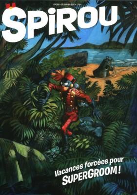 """Afficher """"Spirou n° 4268 Spirou - 29 janvier 2020 - 04 février 2020"""""""