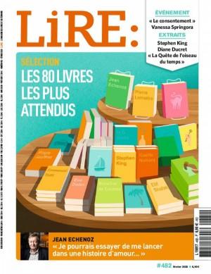 """Afficher """"Lire n° 2020<br /> Les 80 livres les plus attendus"""""""