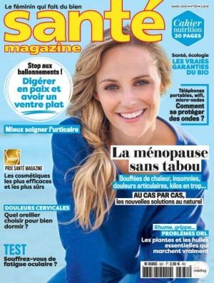 """Afficher """"santé magazine n° 531"""""""