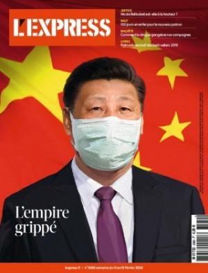 """Afficher """"L'Express n° 2020<br /> L'empire grippé"""""""