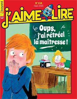 "Afficher ""J'aime Lire n° 518"""