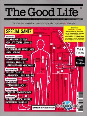 """Afficher """"The Good Life n° 2020<br /> Spécial santé"""""""