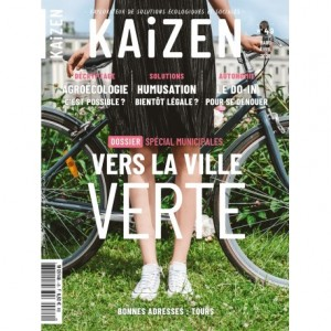 "Afficher ""KAIZEN n° 2020<br /> Vers la ville verte"""