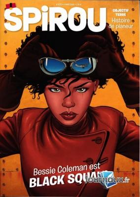 """Afficher """"Spirou n° 4273 Spirou - 04 mars 2020 - 10 mars 2020"""""""
