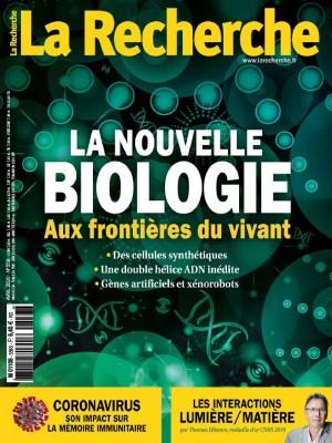 "Afficher ""La Recherche n° 558 La Recherche - avril 2020"""