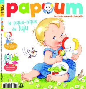 """Afficher """"Papoum n° 204 Papoum - mai 2020"""""""