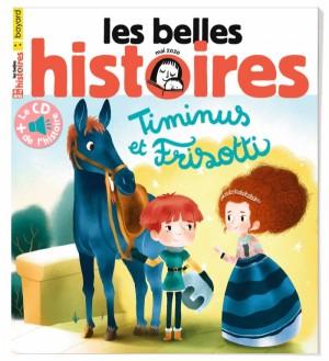 """Afficher """"Les Belles histoires n° 569 Les Belles histoires - mai 2020"""""""