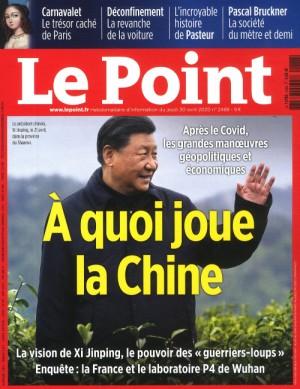 "Afficher ""Le Point n° 2488 Le Point - 30 avril 2020 - 06 mai 2020"""