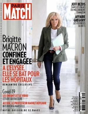 """Afficher """"Paris Match n° 3704 Paris Match - 30 avril 2020 - 06 mai 2020"""""""