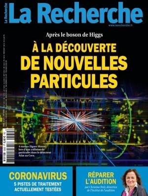 """Afficher """"La Recherche n° 559 La Recherche - mai 2020"""""""