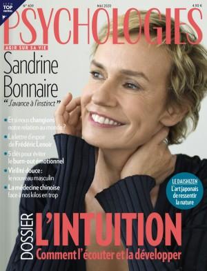 """Afficher """"Psychologies Magazine n° 2020<br /> L'intution, comment l'écouter et la développer"""""""