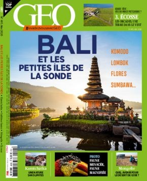 """Afficher """"Géo n° 495 Géo - juin 2020 // Bali et les petites îles de la Sonde"""""""