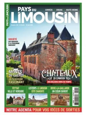 """Afficher """"Pays du Limousin n° 2020<br /> Chateaux en Limousin"""""""