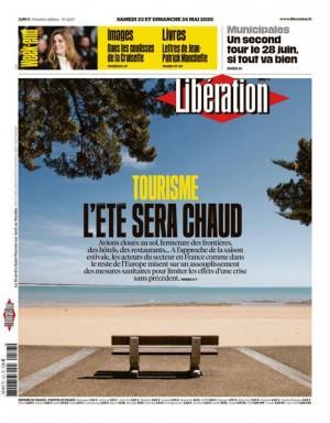 "Afficher ""Libération n° 12119 Libération - mardi 26 mai 2020"""