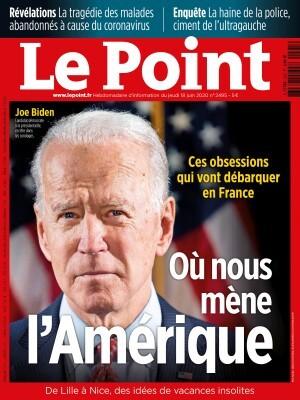 """Afficher """"Le Point n° 2495 Le Point - 20 juin 2020 - 26 juin 2020"""""""