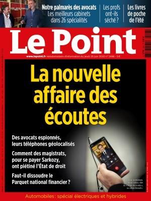 """Afficher """"Le Point n° 2496 Le Point - 27 juin 2020 - 03 juillet 2020"""""""