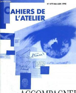 """Afficher """"Cahiers de l'atelier : Accompagner"""""""
