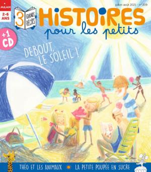 """Afficher """"Histoires pour les petits n° 209num. 209 du 2021-06-21"""""""