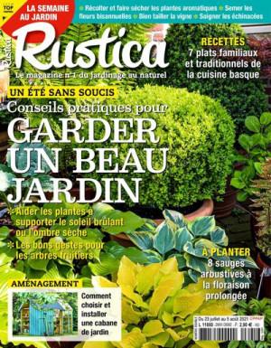"Afficher ""Rustica n° 2691cONSEILS PRATIQUES POUR GARDER U N BEAU JARDIN"""