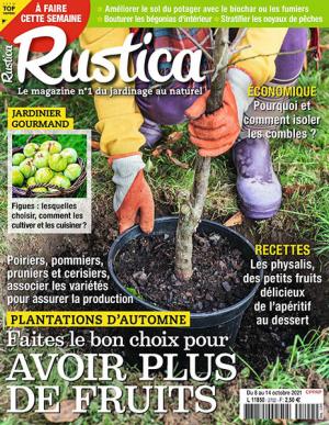 """Afficher """"Rustica n° 2702faire le bon choix pour avoir plus de fruits"""""""