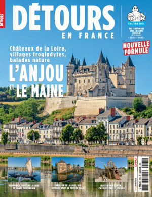 """Afficher """"Détours en France n° 235num. 235 du 2021-10-01"""""""