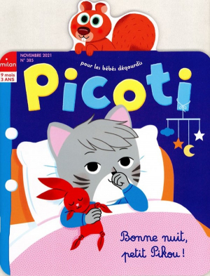 "Afficher ""Picoti n° 385Bonne nuit petit Pikou"""