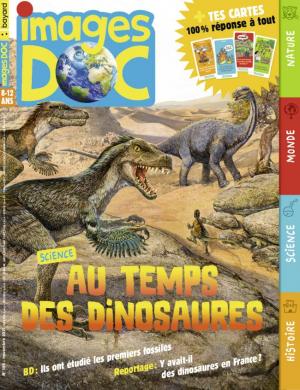"""Afficher """"Images doc n° 395au temps des dinosaures"""""""