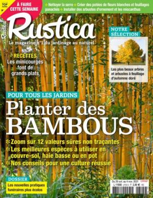 """Afficher """"Rustica n° 2705Planter des bambous"""""""